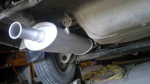 Глушители для автомобилей ВАЗ 2109